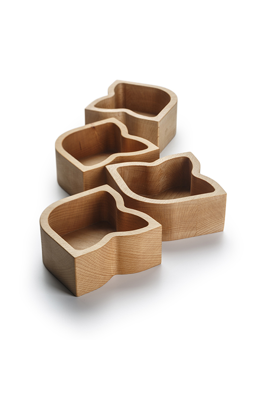 lily tray desine object direct object collection